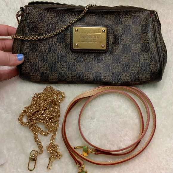 Louis Vuitton Handbags - Authenticated Louis Vuitton Damier crossbody